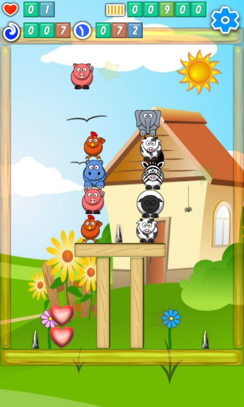 ShinAnimals Android Screenshot