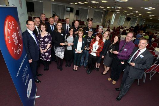 Made in Hull awards