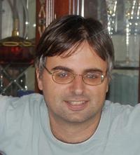 Author Rene Daniel
