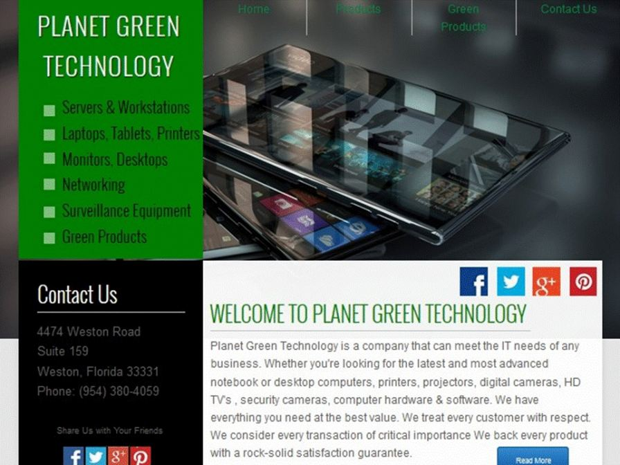 Planet Green Technology