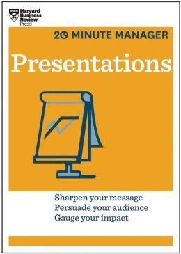 20 Minute Manager Presentations