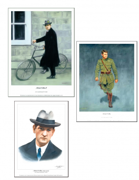 Michael Collins prints