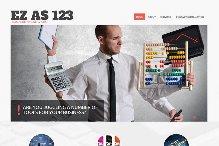 EZ as 123 Bookkeeping Website