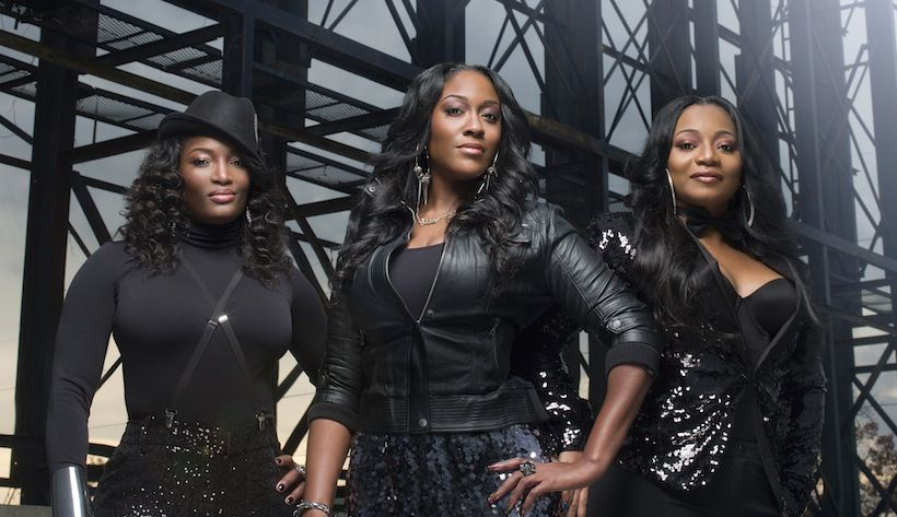 Award-winning 90's girl band and reality stars SWV