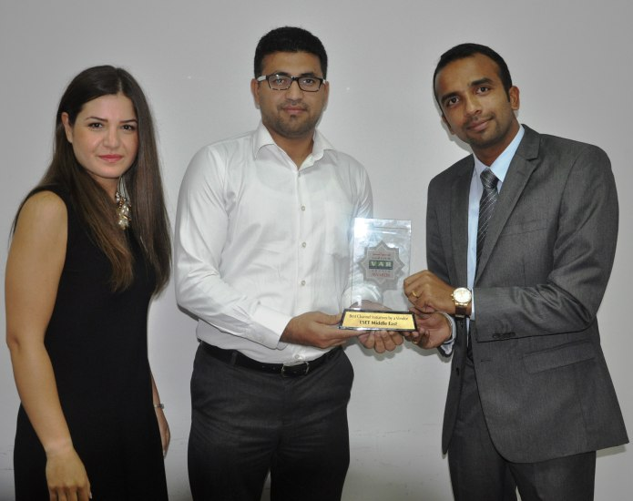 ESET Wins VAR Arabia Award
