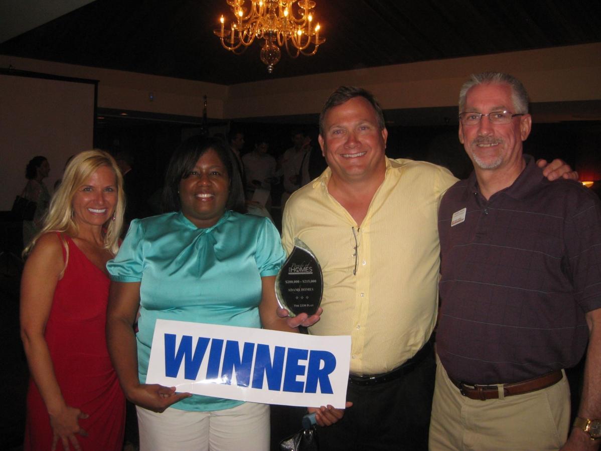 Adams Homes' Jacksonville Division