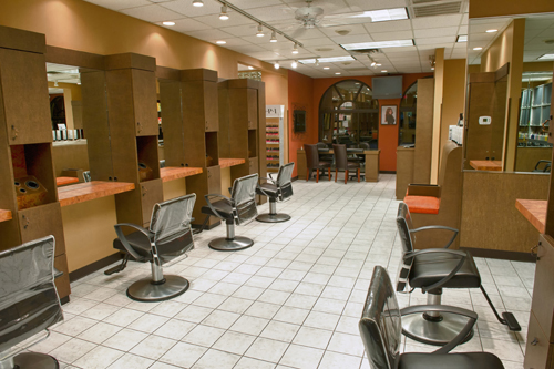 Lisa thomas salon re styles with an interactive website - Salon marketing digital ...