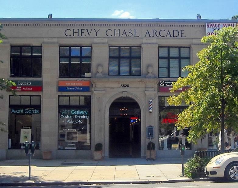 Harmonic Music Studios now soundproofed in the Historic Chevy Chase Arcade