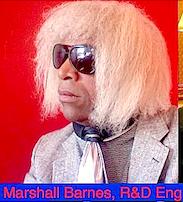 Marshall Barnes, R&D Eng (Copyright 2012)