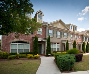 Townhomes at Three Bridges in Suwanee