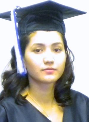 Iris Penaloza-Flores, Wichita, D2D Graduate