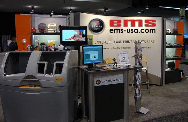 EMS 3D Tech Day