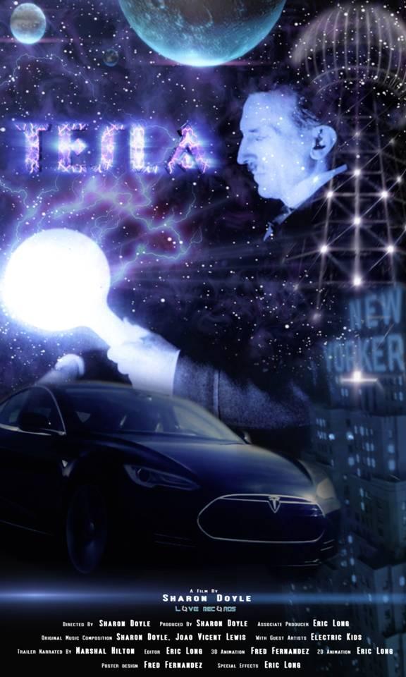 Tesla Poster Small
