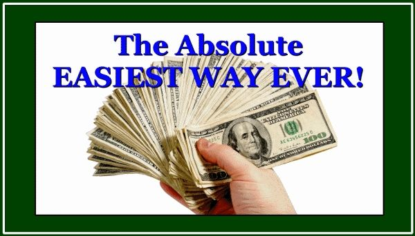 How to make a lot of money fast online for free