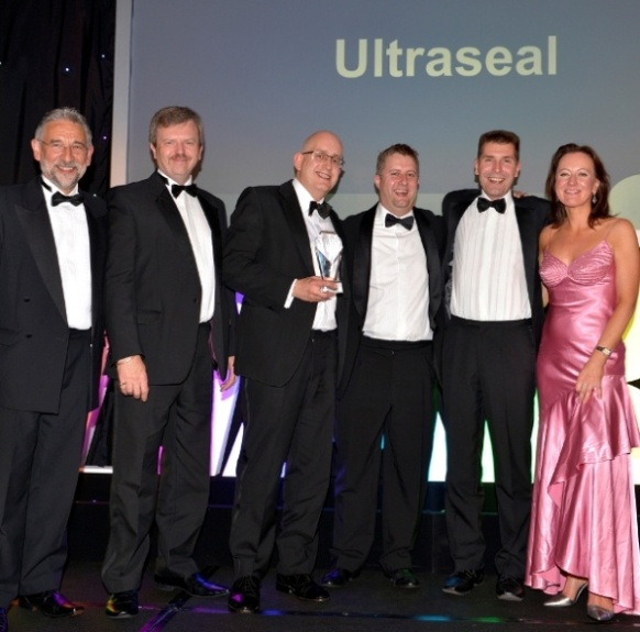 Ultraseal International a winner at West Midlands Business Masters Awards 2014