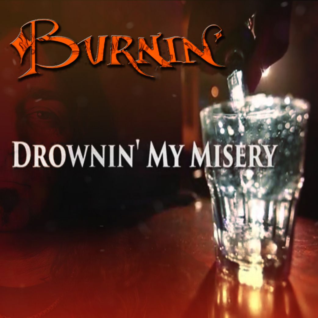 "The music video for ""Burnin'"" was filmed at Mo's Restaurant in Burbank, CA."