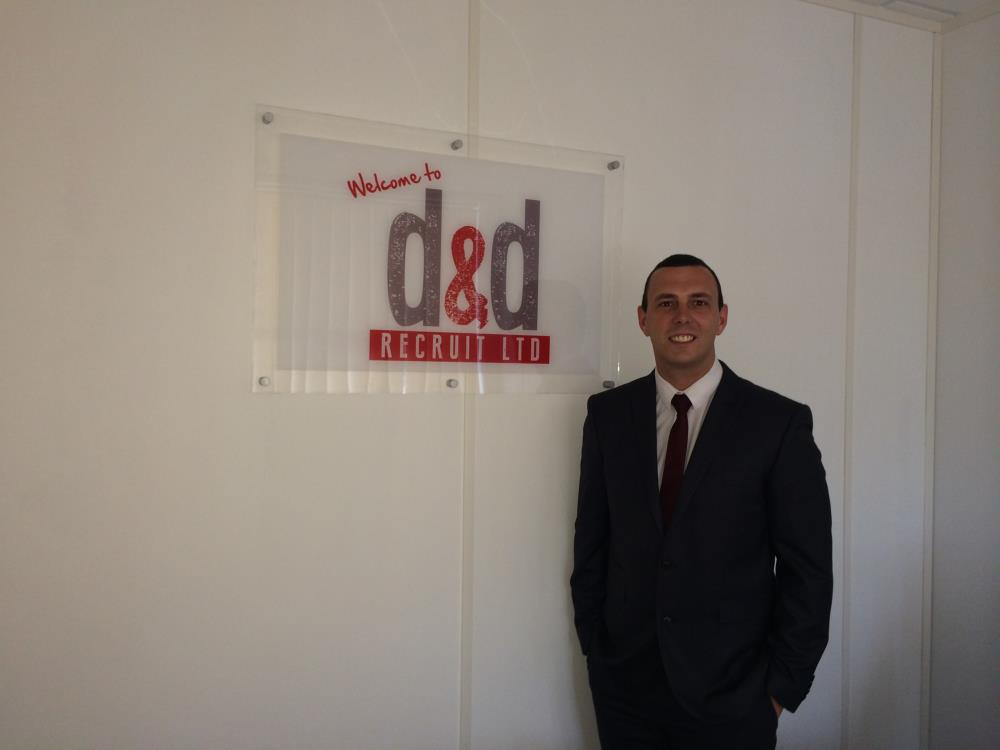 Dean Bond Owner of d&d Recruit Ltd