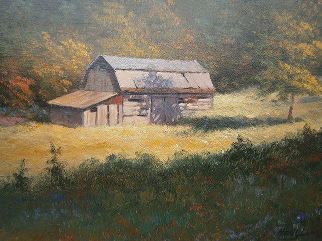 houglum-Old-Barn