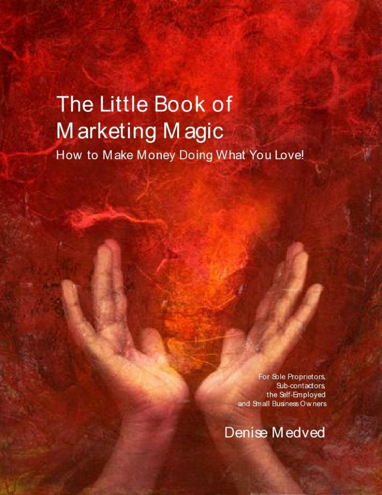 The Little Book of Marketing Magic by Denise Medved