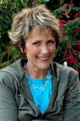 author Cher Slater-Barlevi, M.A.