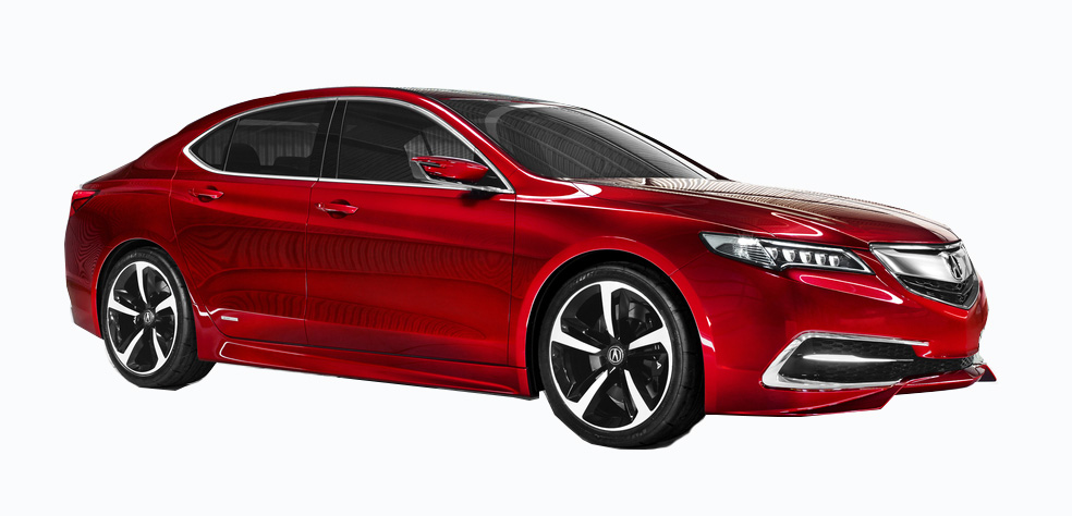 2015 TLX