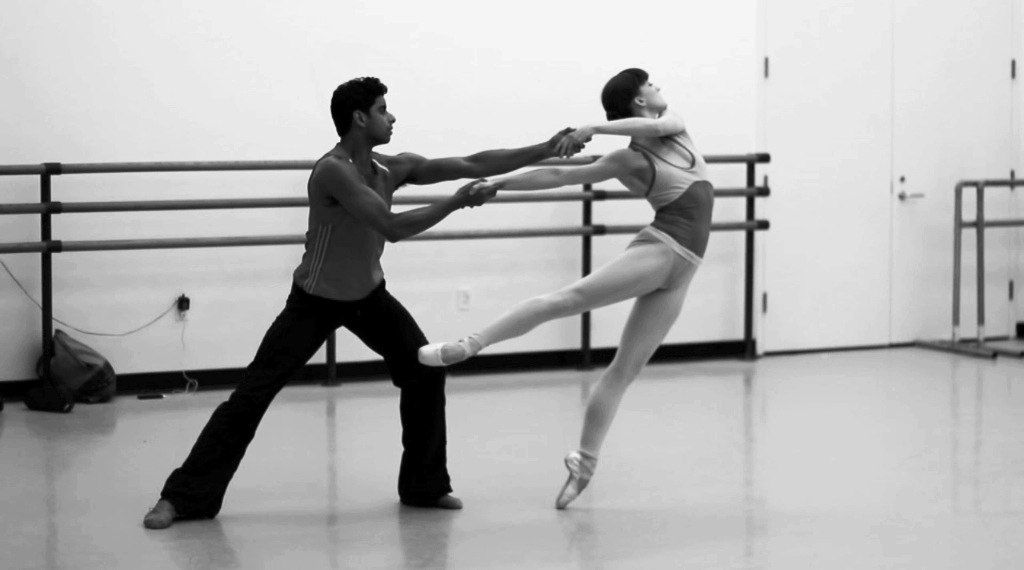 Rehearsal for The Ashley Bouder Project: An Exposé on Ballet Style coming 10/25
