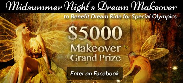 Midsummer Night's Dream Makeover Contest