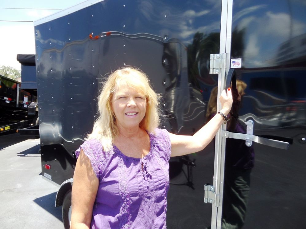 Leigh Ann Morgan has joined Best Price Trailers in Daytona Beach, FL.