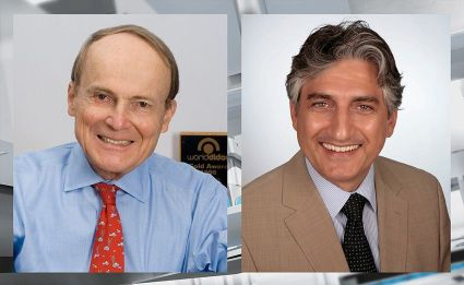 Peter Schluter & Dr. Nadar Imani