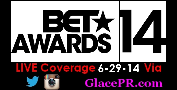 GlacePR & Chief Celebrity Publicist Toni Embry Cover BET Awards