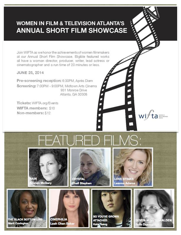 2014 WIFTA Short Film Showcase - The Featured Films / Filmmakers