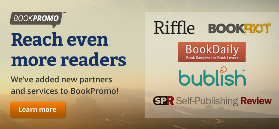 SPR Joins BookPromo at BookBaby
