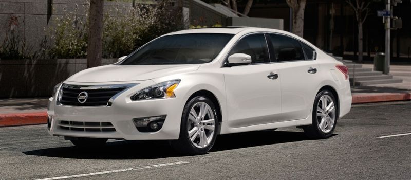 Stop by Nissan of St. Charles to test drive the 2014 Altima!