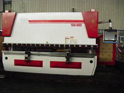 Custom Built Pressbrake