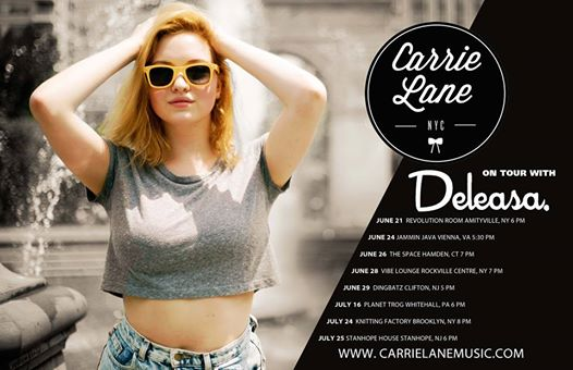 Carrie Lane Tour Dates