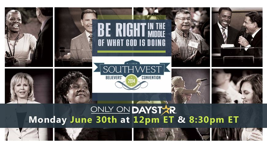 Southwest Believer's Convention 2014