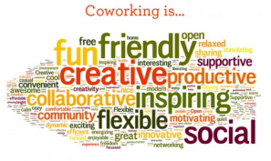 Coworking is not only fun but it facilitates relationships.