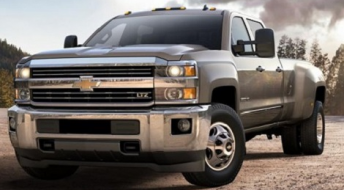 2015 CHEVROLET SILVERADO 3500HD l Denver, CO
