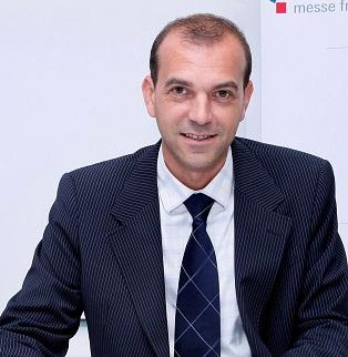 CEO Epoc Messe Frankfurt-Ahmed Pauwels
