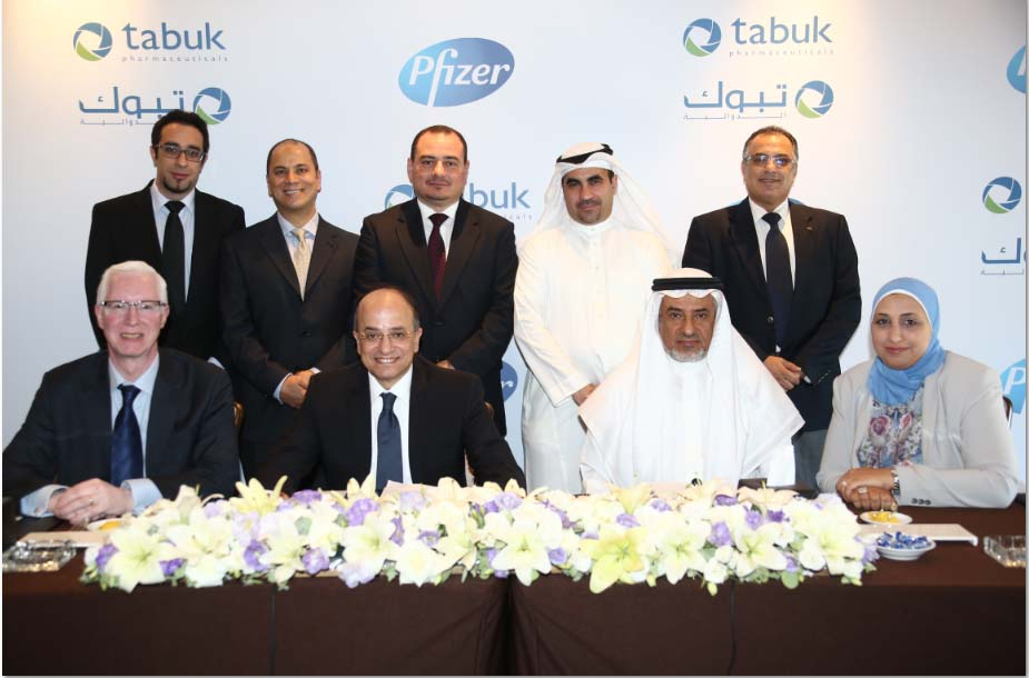 Tabuk & Pfizer