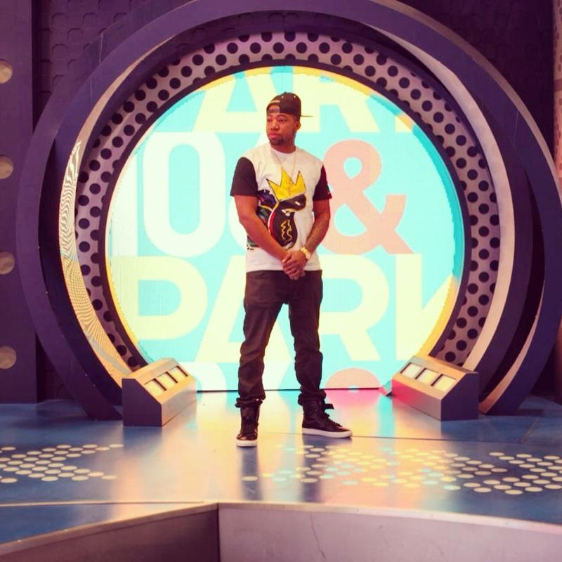 DJ ASAP of BET 106 & Park