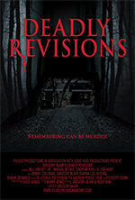 Deadly Revisions Official Poster