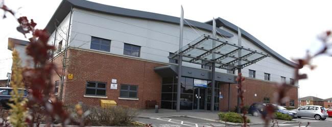 Barlborough NHS Treatment Centre near Chesterfield.
