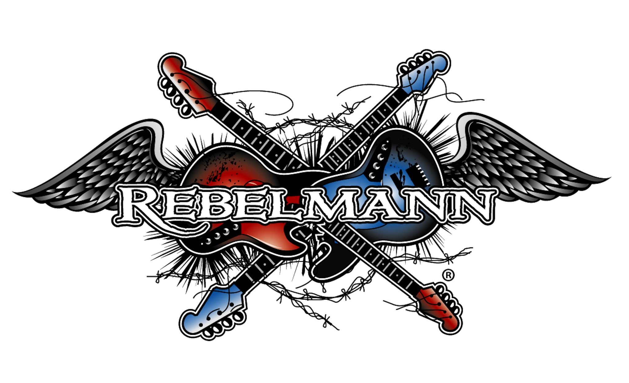 REBELMANN® Registered Logo