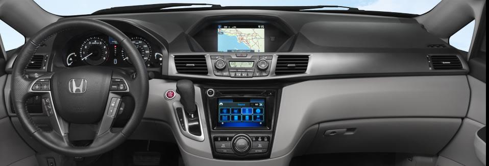 2014 Honda Odyssey Interior