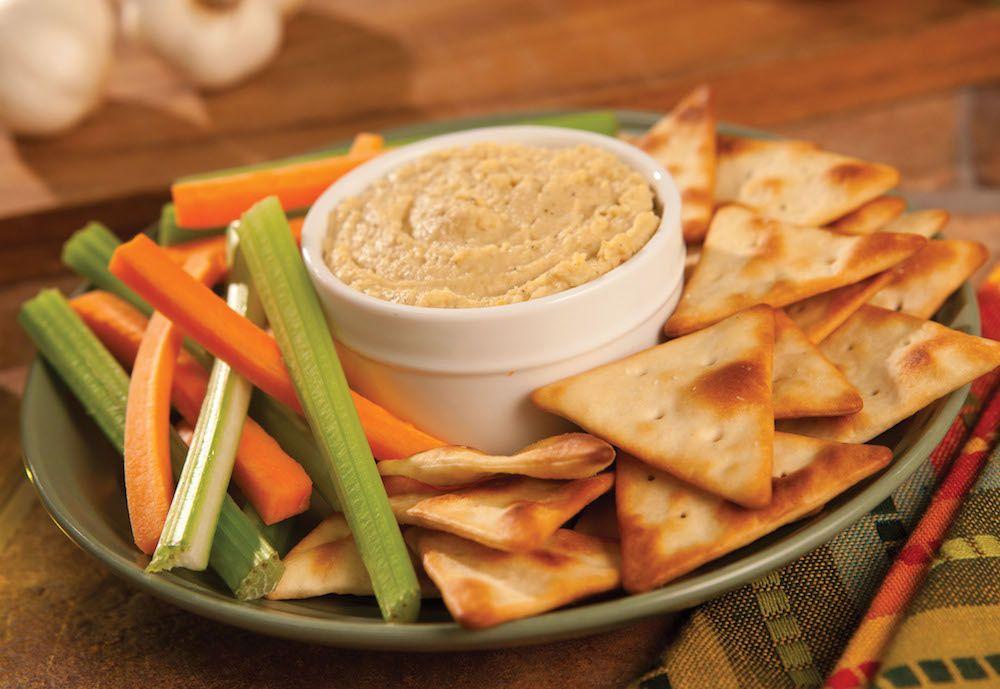 J.T.M. Mediterranean-Style Hummus