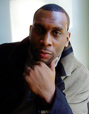 "Keynon Lake winner of 2014 ""The Black Man Can Award"""