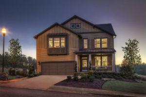 Stoney Creek model home
