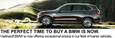 BMW Service Loaner Specials l Serving Denver, CO