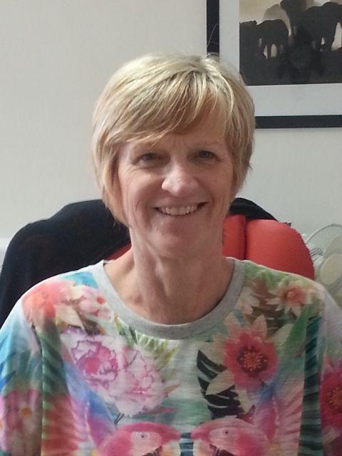 Eileen Smale, autism activities specialist.